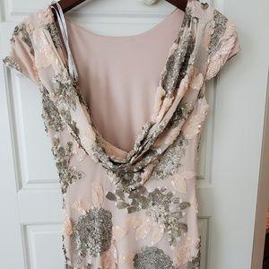 Calvin Klein Prom Dress
